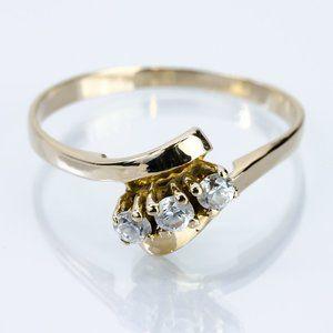 10k Yellow Gold Vintage Ring